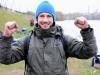 Дмитрий Пинтелин из команды Типтоп на соревнованиях Осенний Кубок Русфишинга 2013