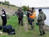 Взвешивание зоны во втором туре на соревнованиях Осенний Кубок Русфишинга 2013