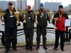 Спортсмены команды Типтоп на соревнованиях Осенний Кубок Русфишинга 2013