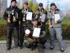Команда ВФ-Импульс на соревнованиях Осенний Кубок Русфишинга 2013