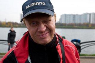 Спортсмен Сергей Глинский