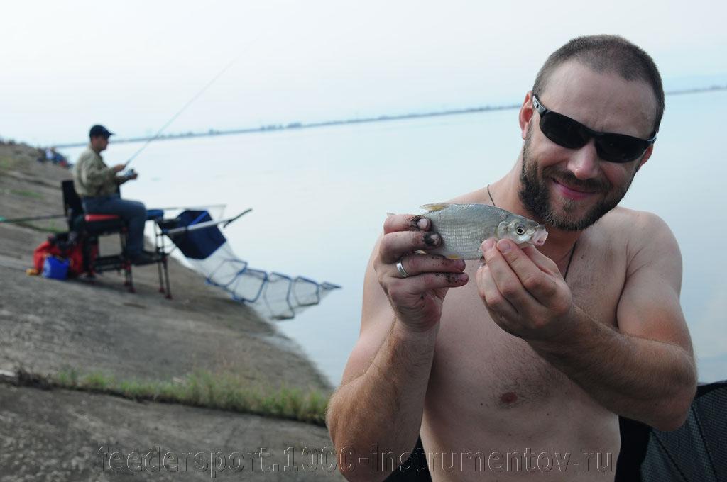 Активная южная рыба на Чепионате России 2016