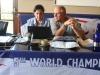 Клаудио Матеоли на Чемпионате Мира по фидеру 2015 в Голландии