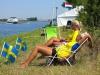 Русалки из Швеции на Чемпионате Мира по фидеру 2015 в Голландии