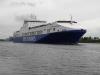 Морской пароход на Чемпионате Мира по фидеру 2015 в Голландии