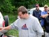 Александр вытягивает жребий на Кубке Алгоритм 2009