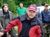 Сергей вытягивает жребий на Кубке Алгоритм 2009
