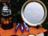 Кубок и памятная тарелка