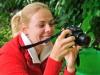 Катя поймала удачный кадр :-)
