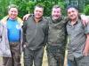 Команда Волжанка в составе первого тура соревнований