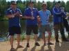 Приз за третье место завоевала команда Подмосковье-Русфишинг!
