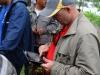 Вадим ведет передачу онлайн на Кубке Алгоритм 2013