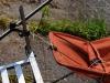 Садок привязан обычной капроновой веревкой взамен сломанного кронштейна на Кубке Алгоритм 2013