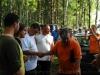 Награждение команды Мавер, третье место на Кубке Алгоритм 2013