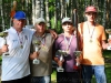 Спортсмены команды Типтоп - победители соревнований Кубок клуба Алгоритм 2013
