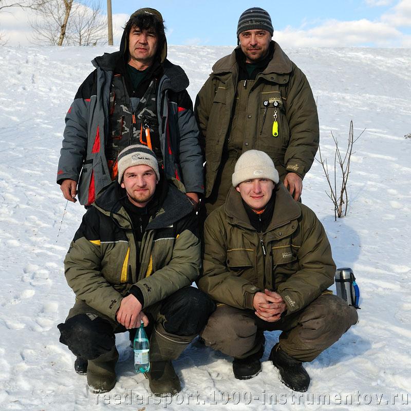 Команда ВФ-Импульс на соревнованиях Кубок памяти Чулкова 2013