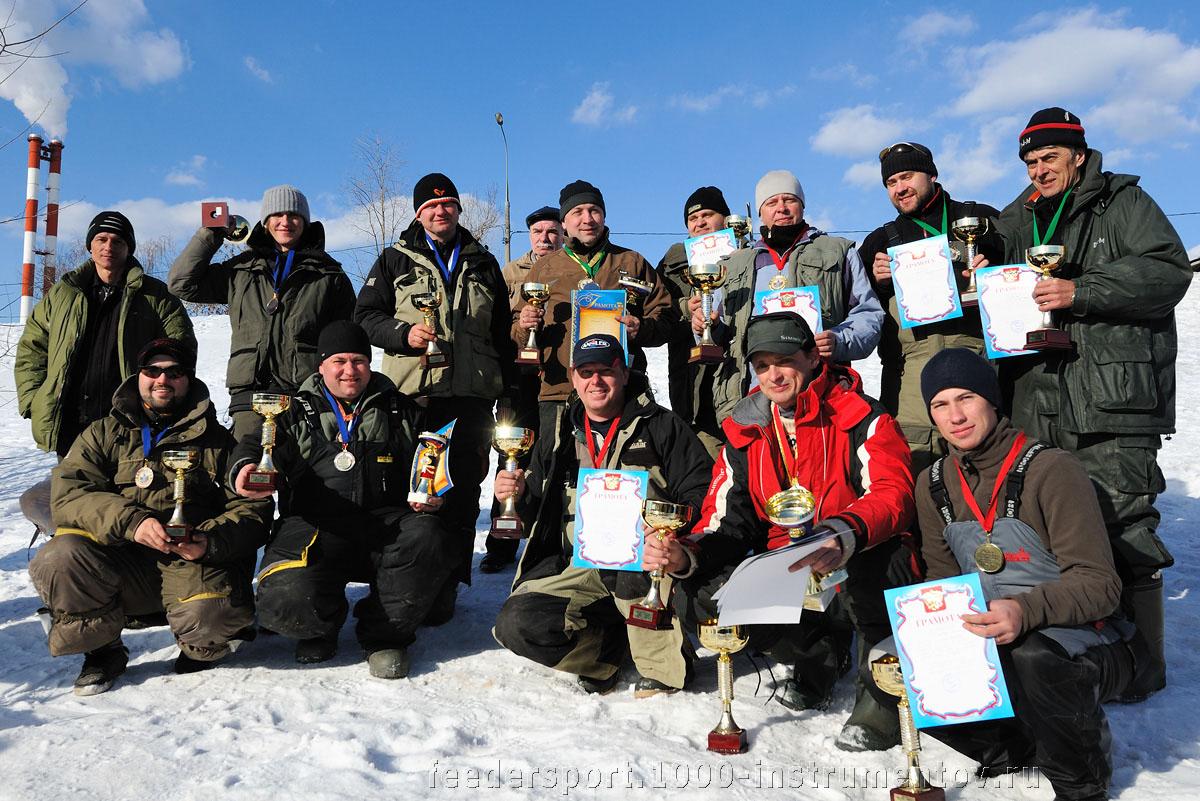 Победители и призёры Кубка памяти Чулкова С.А.