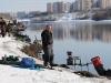 Илья готовится к взвешиванию на соревнованиях Кубок памяти Чулкова 2013