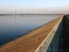 Дамба Матырского водохранилища перед соревнованиями по фидеру Кубок России 2013