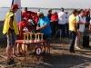 Подготовка к открытию соревнований по фидеру Кубок России 2013