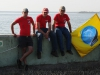 Спортсмены из команды Типтоп на соревнованиях по фидеру Кубок России 2013