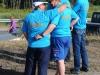 Спортсмены из команды Алгоритм на соревнованиях по фидеру Кубок России 2013