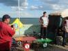 Награждается Михаил Оглоблин, третье место на соревнованиях по фидеру Кубок России 2013