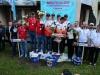 Победитель и призёры в командном зачете на Кубке России 2014