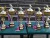 Кубки и медали на Кубке России по фидеру 2015