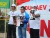 Победитель и призёры в личном зачёте на Кубке России 2016