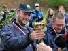 Первое место на соревнованиях в Красногорске 2009 тандем Гранитный Амиго-РФ