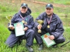 Алексей и Андрей - победители соревнований в Красногорске 2009 тандем Гранитный Амиго-РФ