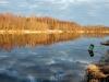 Рыболовный пейзаж