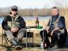 Рыбалка рыбалкой - а обед по расписанию :)