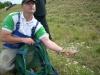 Спортсмен на соревнованиях II BROWNING FEEDER CUP 2013 в Словакии, канал Madunice