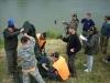 Взвешивание рыбы на соревнованиях II BROWNING FEEDER CUP 2013 в Словакии, канал Madunice