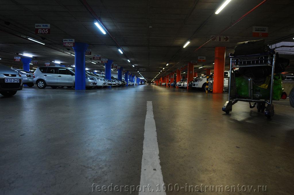 Арендуем автомобили для проезда на ЧМ в ЮАР 2013