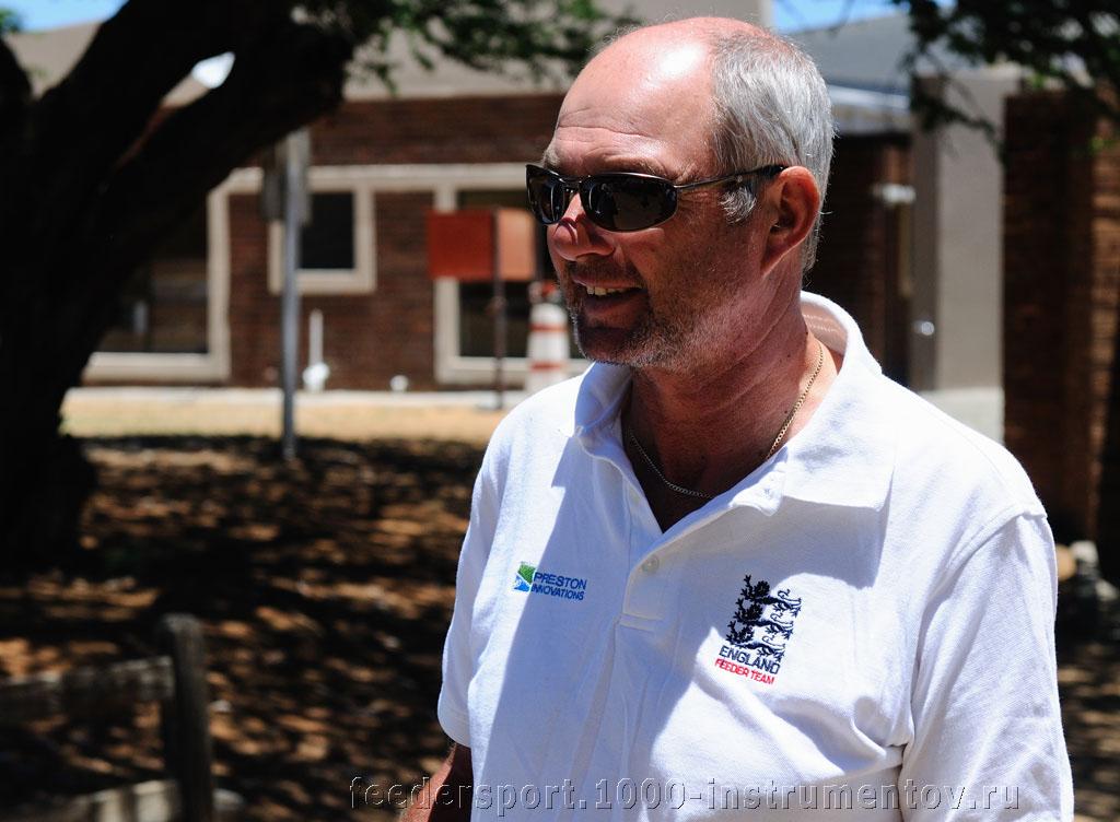 Том Пикеринг, спортсмен сборной Англии на ЧМ в ЮАР 2013