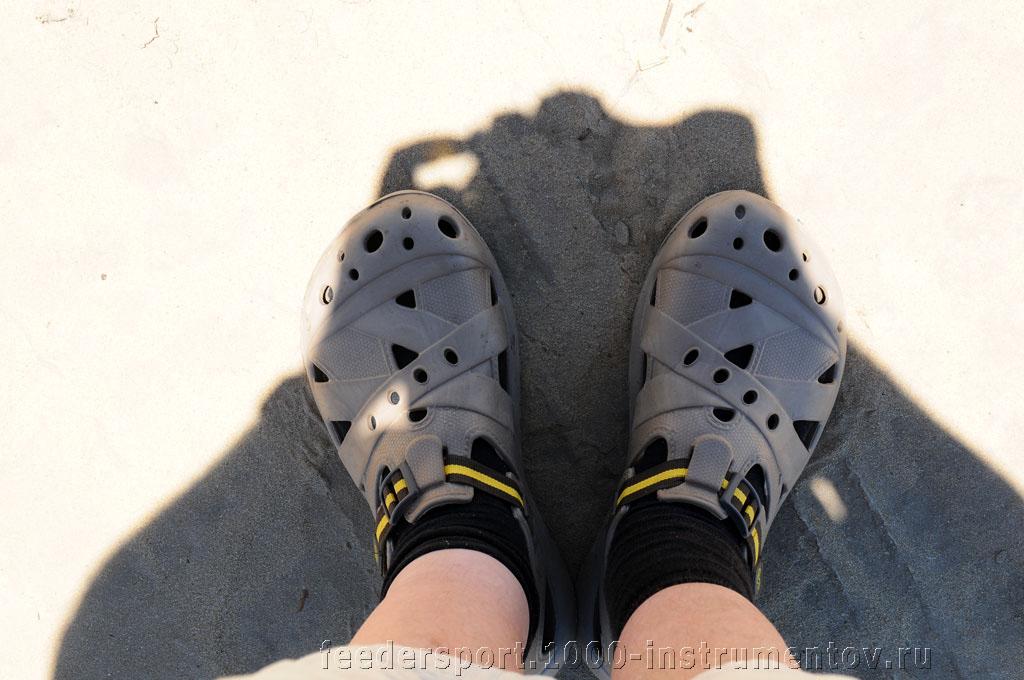 Удобная обувь для хождения по воде - маде ин ЮАР, на ЧМ 2013
