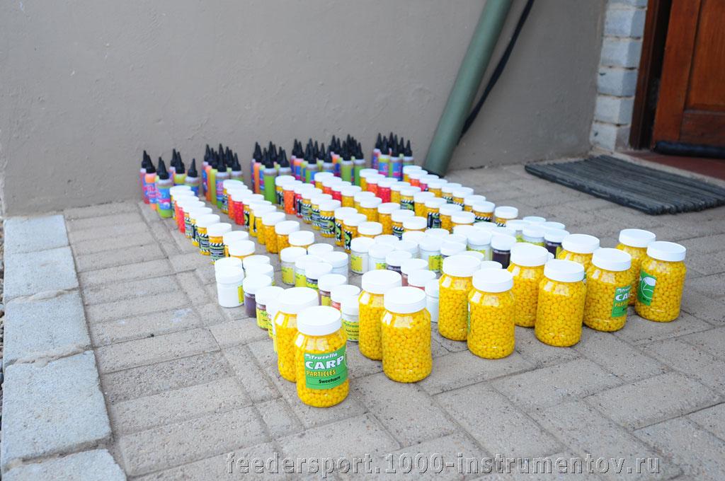 Дипы и кукуруза на ЧМ в ЮАР 2013