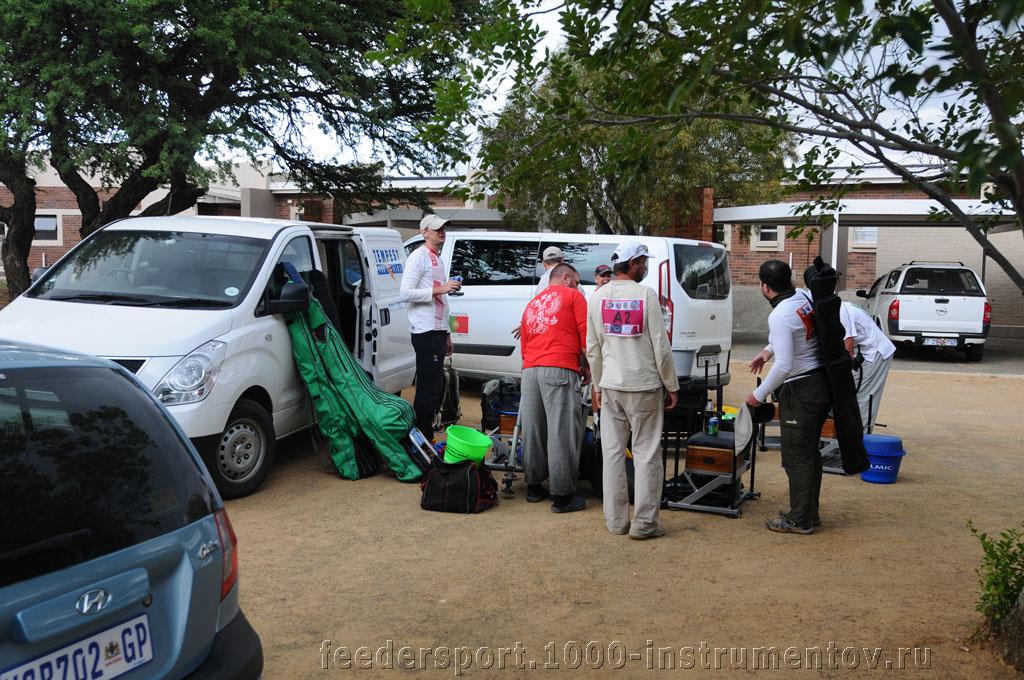 После второго тура соревнований на ЧМ в ЮАР 2013