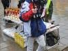 Мария, девушка спортсменка с призом и ценными подарками на соревнованиях Кубок Москвы 2012
