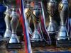 Кубки и медали на соревнованиях Весенний Кубок МФК 2014, тандем
