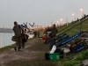 Доставка рыболовного снаряжения в сектор
