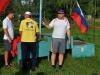 Сергей Орлов открывает соревнования Чемпионат Москвы 4-5 августа 2012