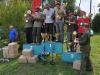 Победители и призеры в командном зачете