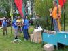 Награждение победителя в личном зачете Молодцова Олега