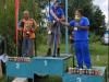 Призеры в личном зачете на соревнованиях Чемпионат Москвы 4-5 августа 2012