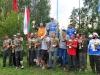Коллективное фото победителей и призеров в командном и личном зачетах