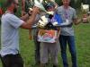 Спортсмены из команды Типтоп на соревнованиях Чемпионат Москвы 4-5 августа 2012